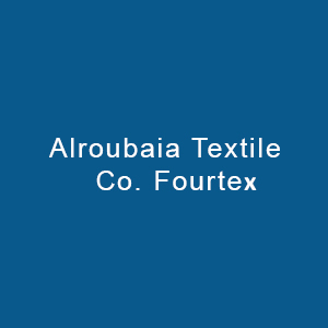 Alroubaia Textile Co. Fourtex