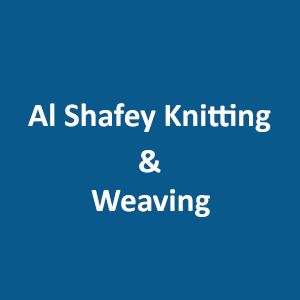 Al Shafey Knitting & Weaving