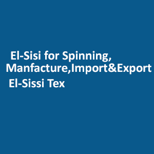 El Sisi For Spinning, Manfacture, Import & Export    El Sissi Tex
