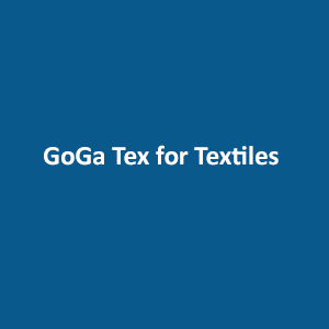 Goga Tex For Textiles