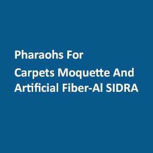 Pharaohs For Carpets Moquette & Artificial Fibers  Al Sidra-logo